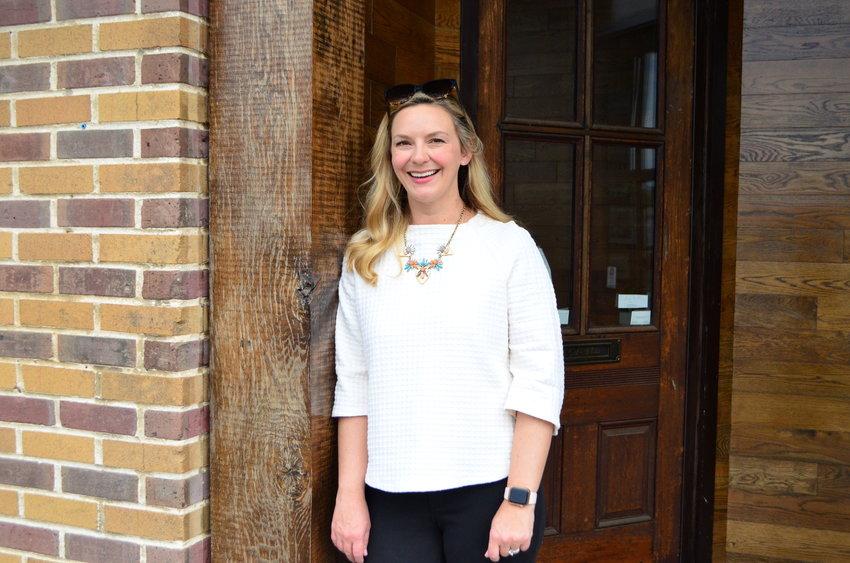 Caroline Mobley Walker serves Walker County youth in the juvenile court system.
