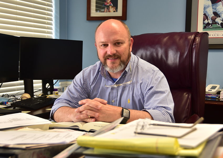 Jasper attorney Jim Brakefield serves as municipal court judge in Jasper, He has served in that capacity since longtime municipal court judge Charles Stephens retired.