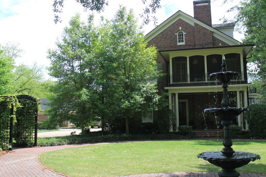 The Bankhead House and Heritage Center, which closed to the public last March because of the pandemic, reopened on Tuesday.