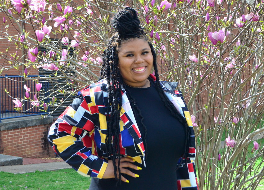 Dora High School senior Trenyce Grant has well-defined plans for her life after high school.