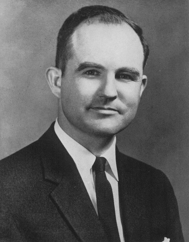 Former Gov. John Patterson