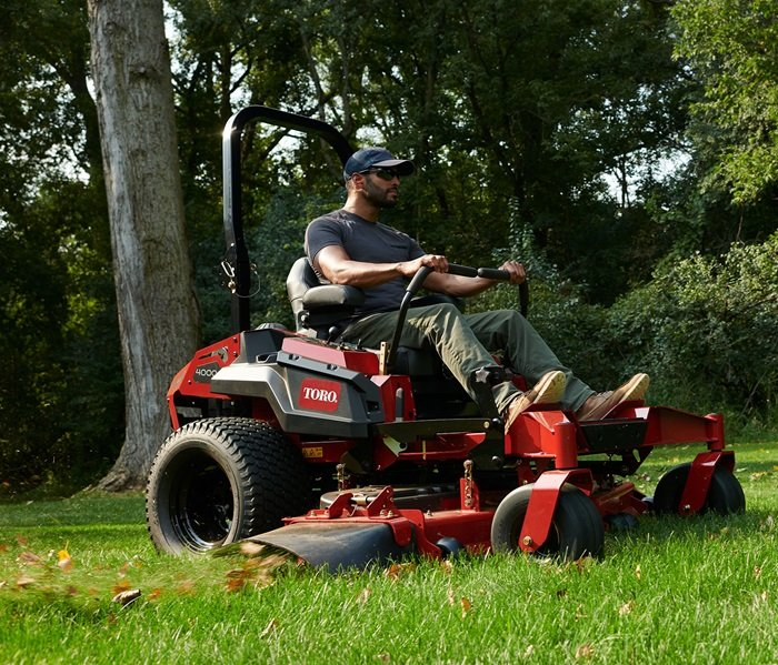 A promotional picture from Toro shows the Toro Z-Master 4000. The Parrish Town Council voted on Tuesday to purchase a new mower, trimmers and push mower from Artec Tractor. The council also approved the purchase of a new truck not to exceed $7,500.