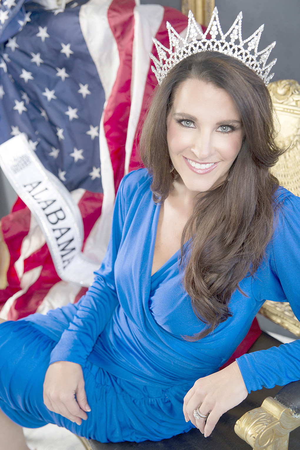 Joeletta Barrentine, an attorney in Dora, was crowned the 2016 Mrs. Alabama in May. She will compete in August at the Mrs. United States Pageant in Las Vegas. Photo Special to the Eagle
