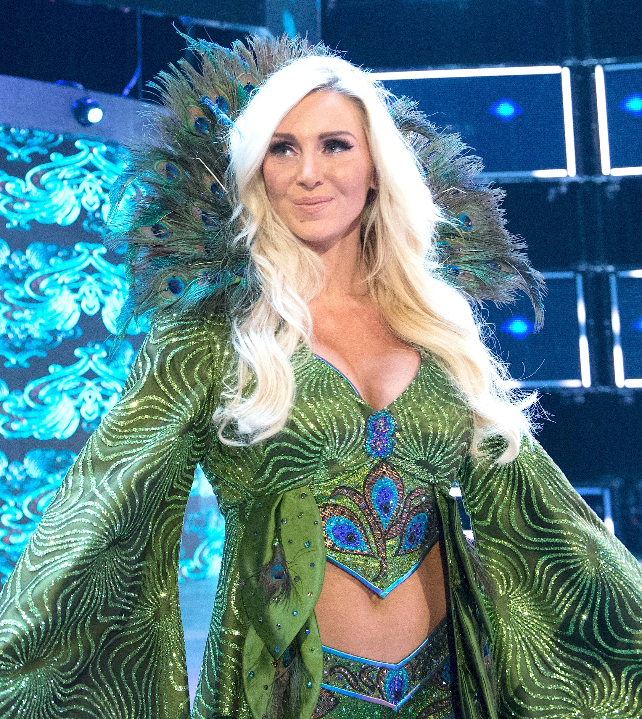 Charlotte Flair Talks Wwe Daily Mountain Eagle