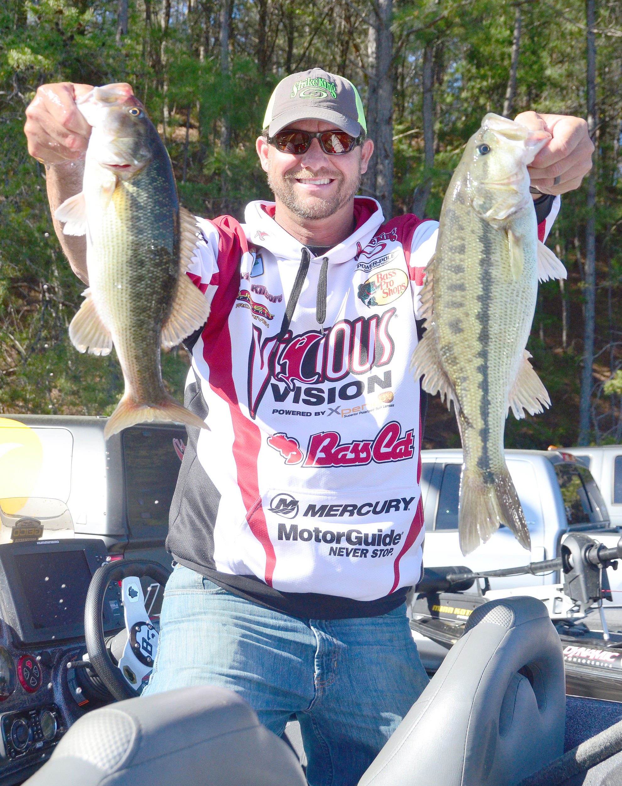 Local angler among the favorites to win prestigious