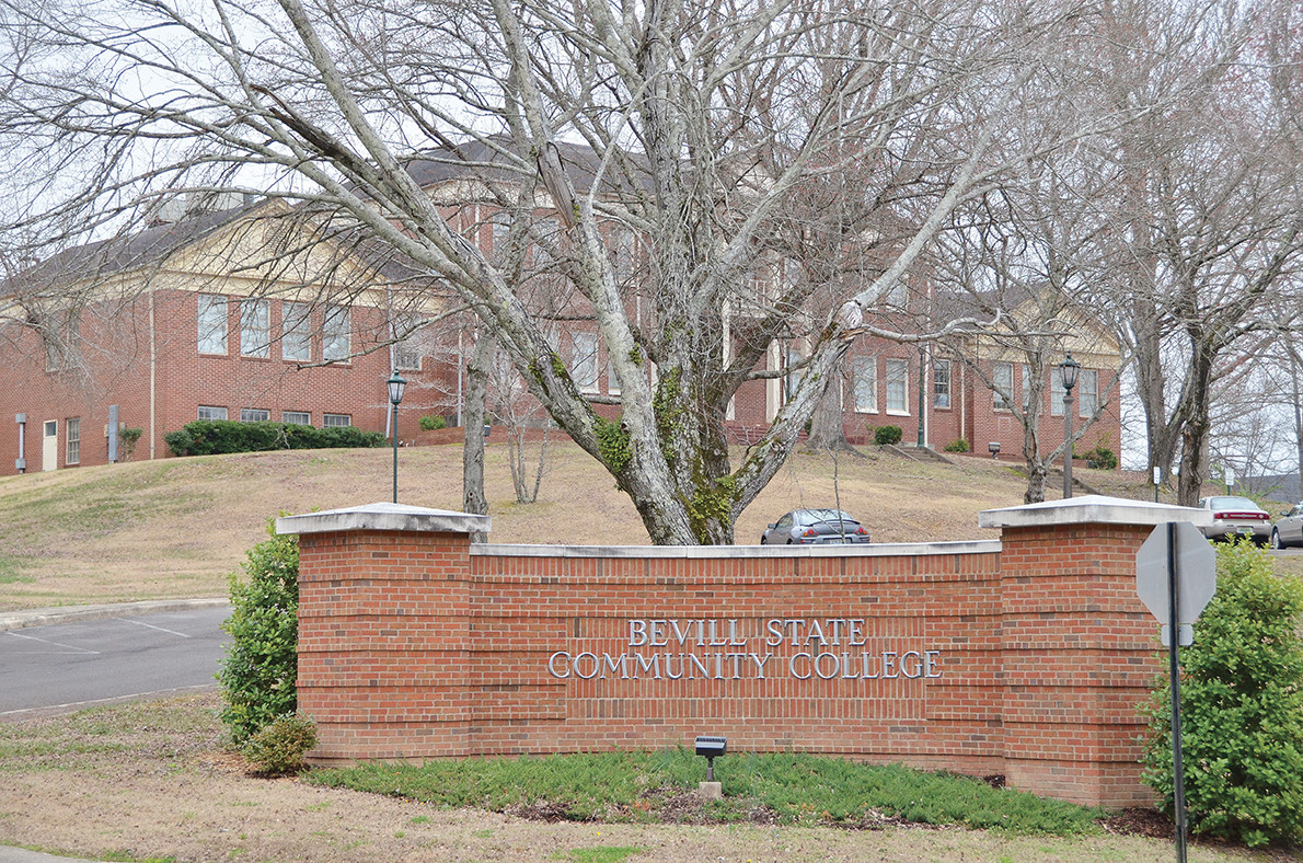 Budget cuts at Bevill State Community College led to 19 employees — 10 full-time and nine part-time — being laid off recently.   Daily Mountain Eagle file - Ron Harris