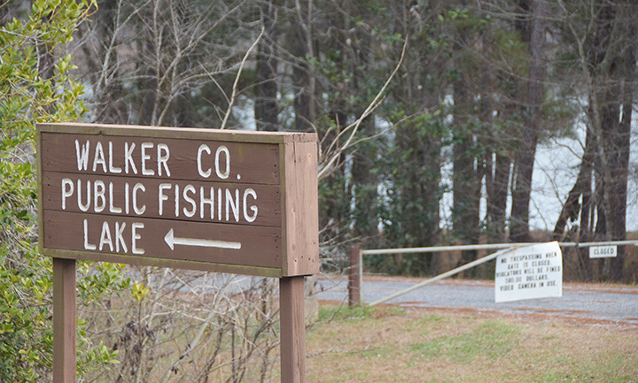 City leaders are currently working to annex the Walker County Lake into the city limits, which would be a tremendous recreational asset to the city, said Mayor David O'Mary.