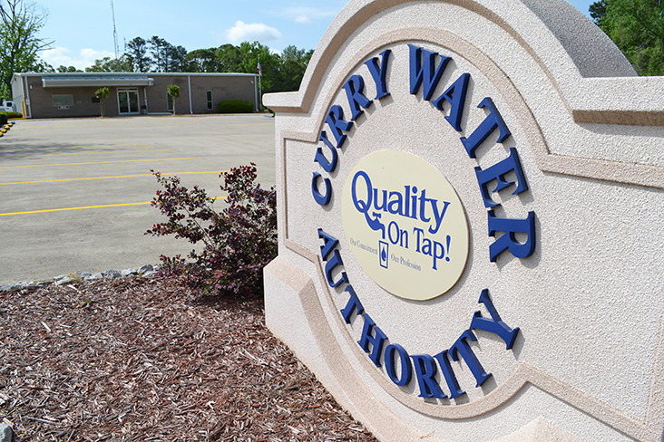 The Curry Water Authority is making progress on a new water treatment plant. Bids for construction of the plant are to be opened on Feb. 27.