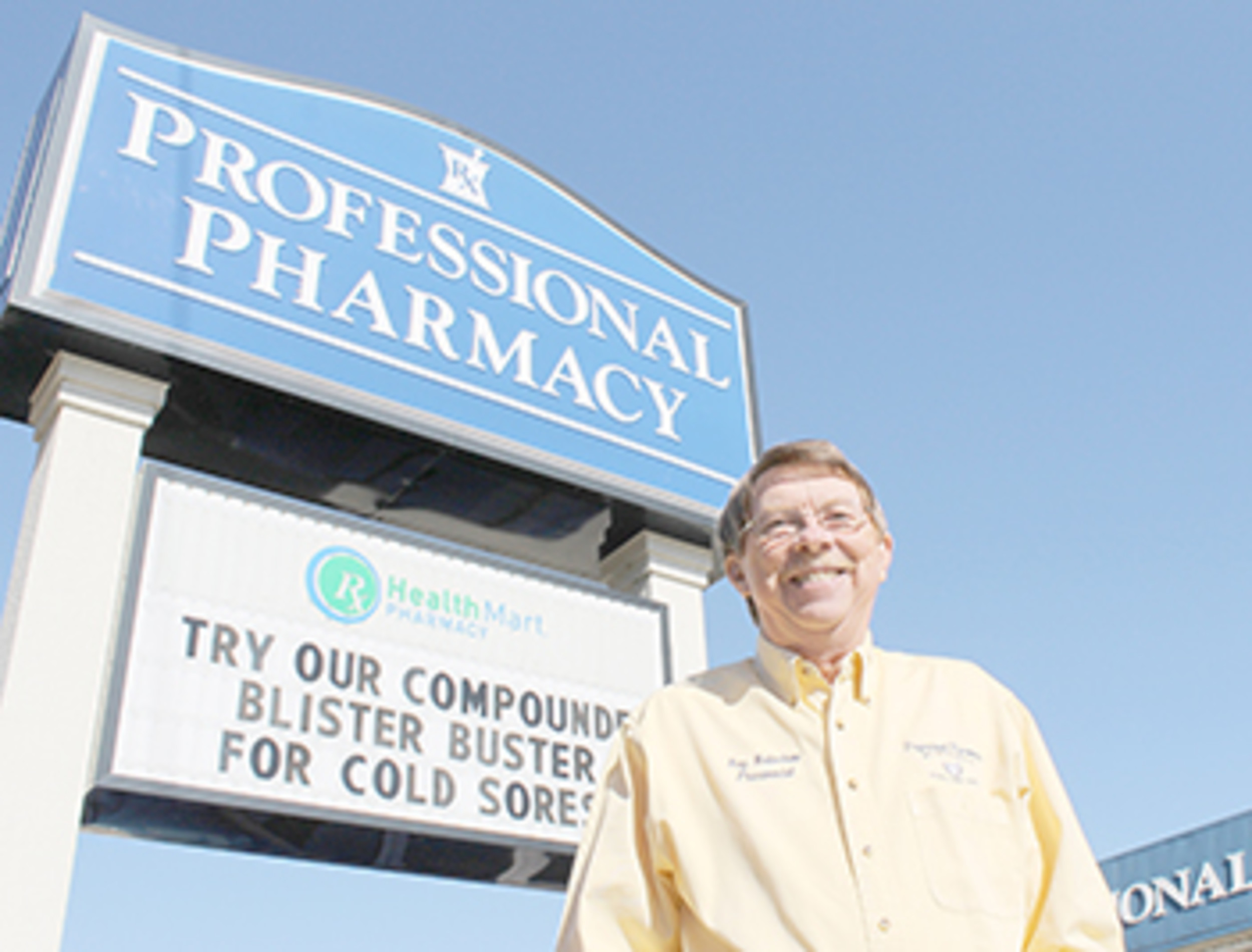 Ray Robertson has been the owner of Professional Pharmacy since 1981. He retired Jan. 1, although he continues to work at the pharmacy on a part-time basis. Daily Mountain Eagle - Jennifer Cohron