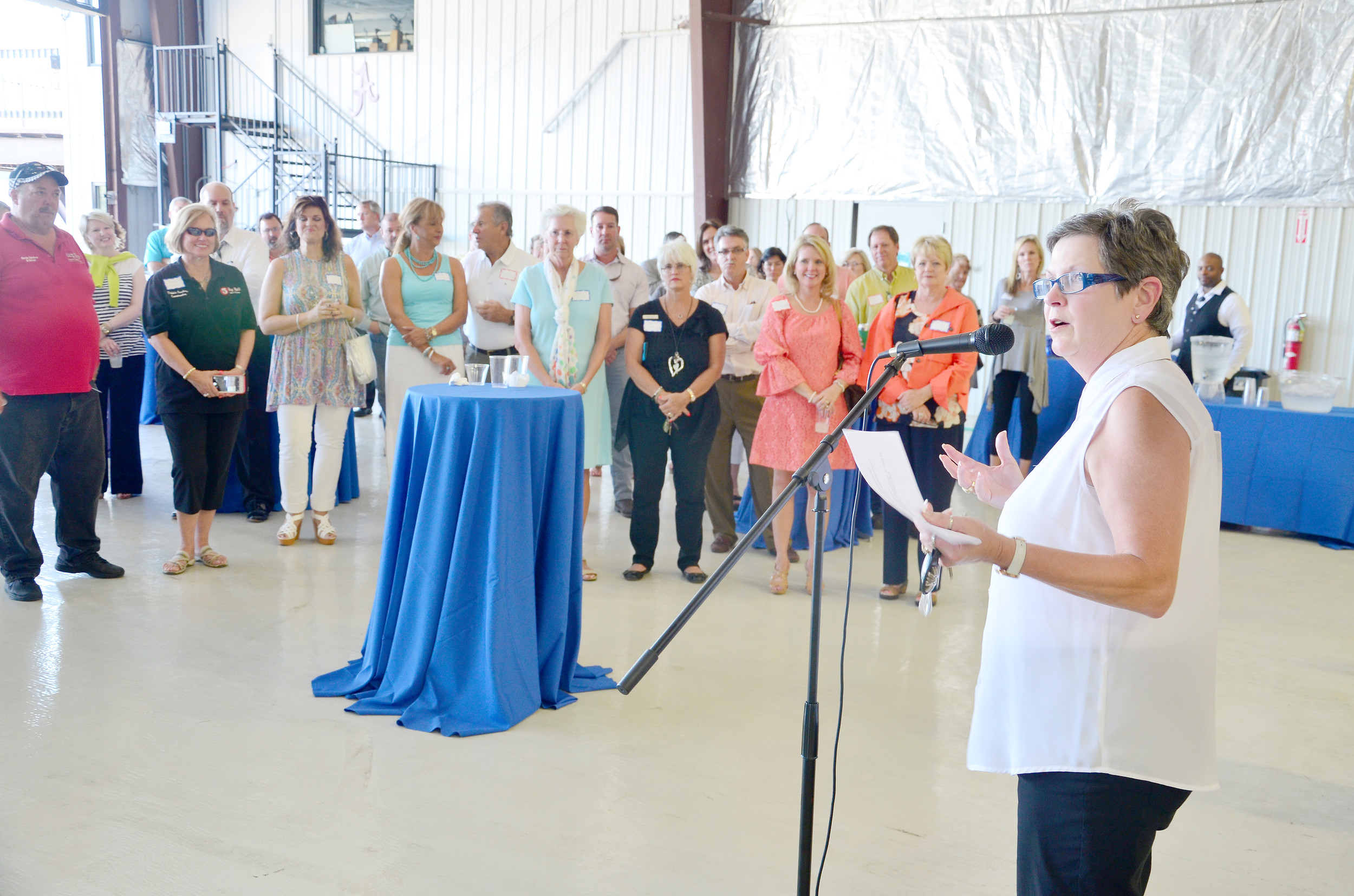 Annual Program Kicks Off With Meet And Greet Daily Mountain Eagle