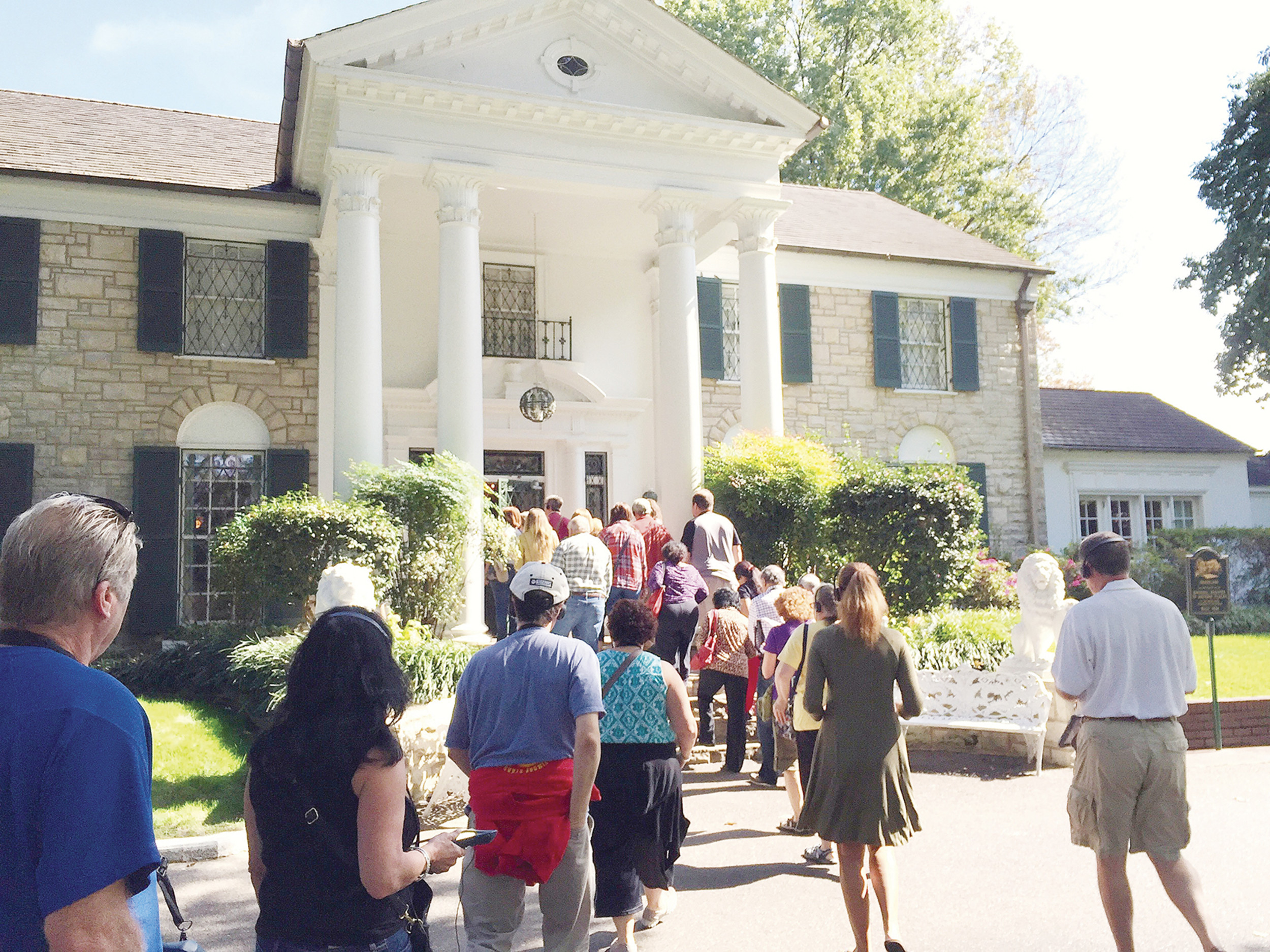 Graceland in Memphis, Tenn., the home of Elvis Presley, continues to be a popular tourist attraction, and the Graceland experience is expanding to offer guests a further glimpse into the King's life.   Daily Mountain Eagle - Nicole Smith
