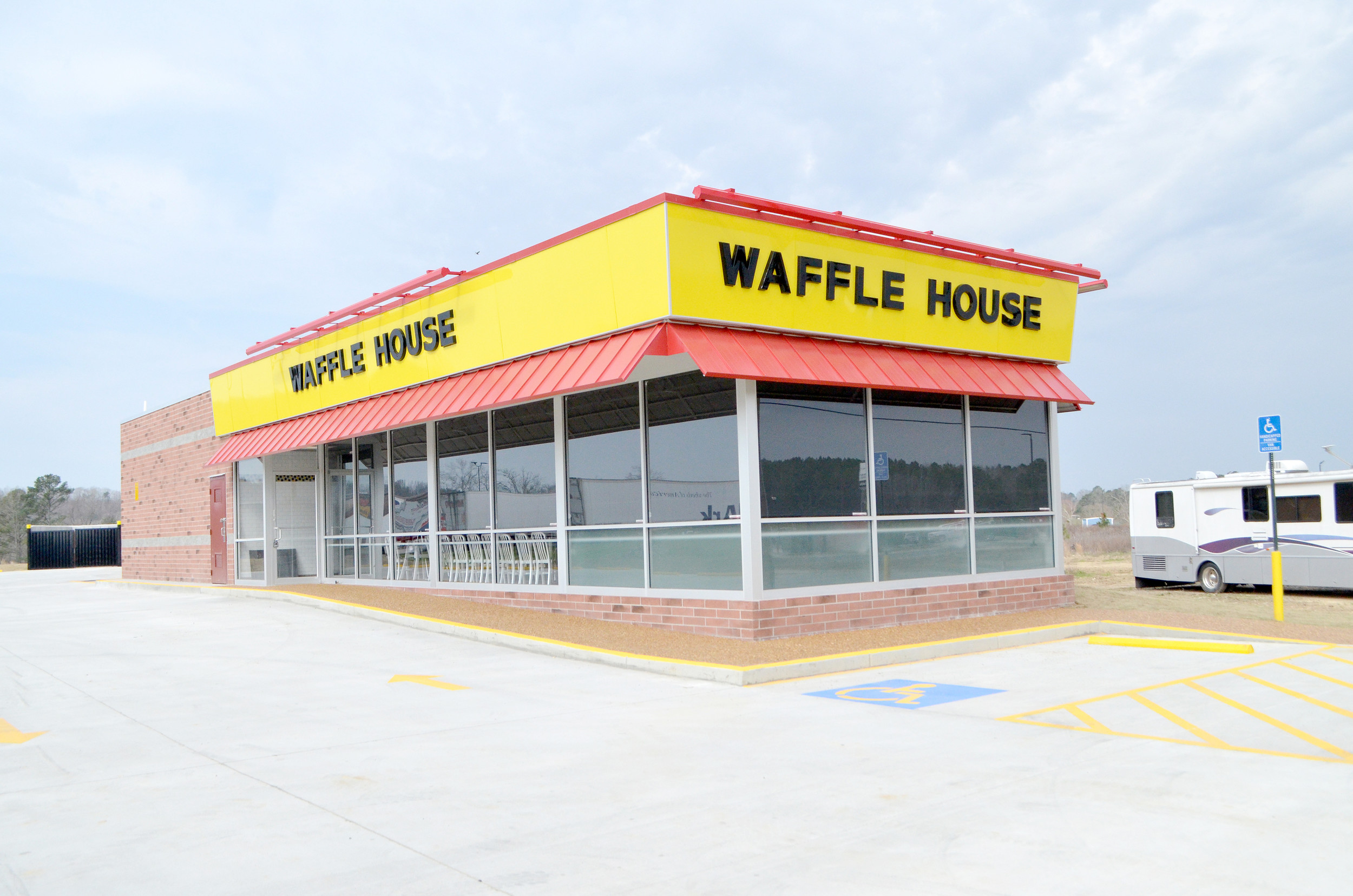 New Waffle House To Open Wednesday