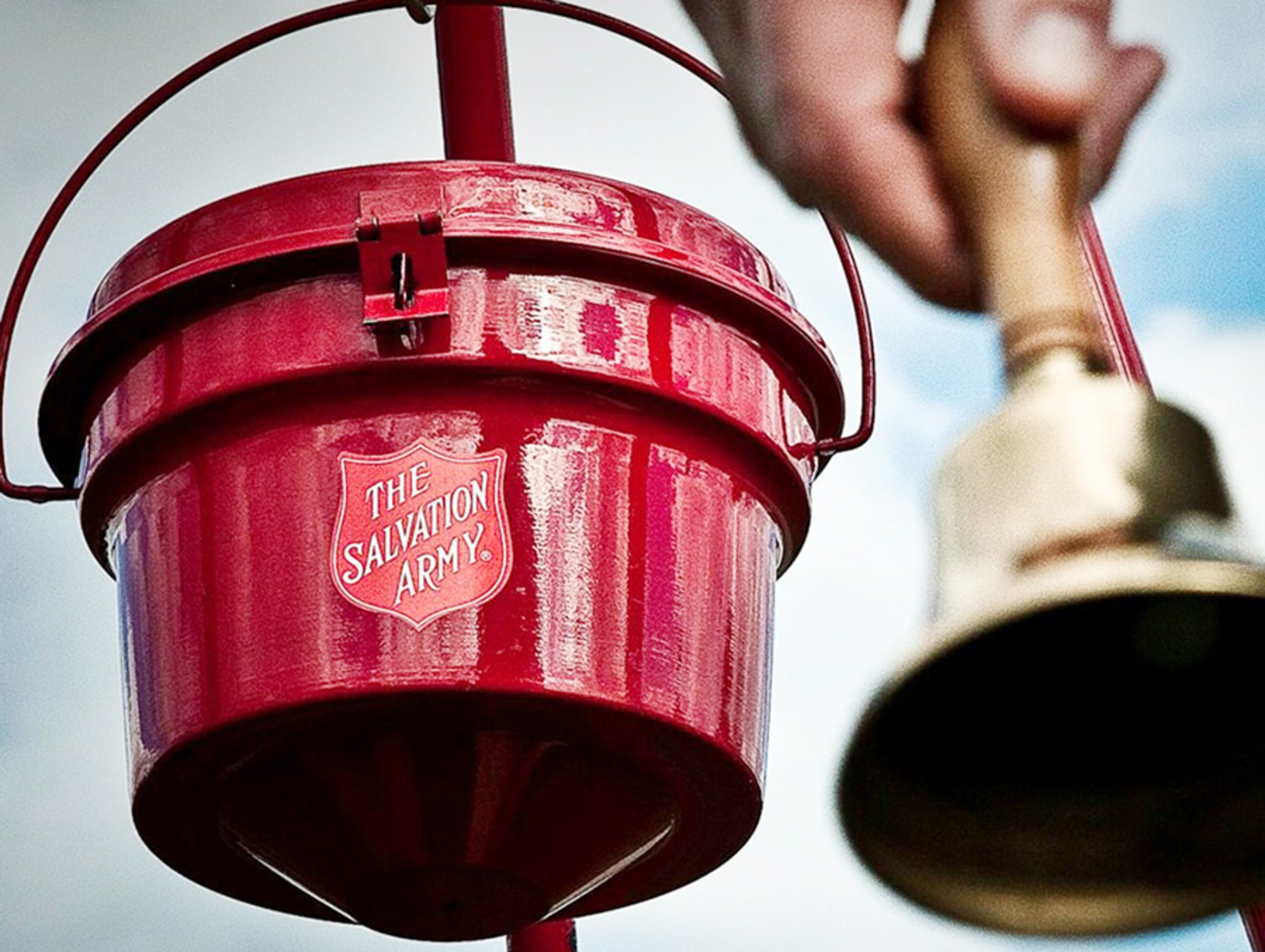 Salvation Army falls short of reaching Red Kettle donation goal