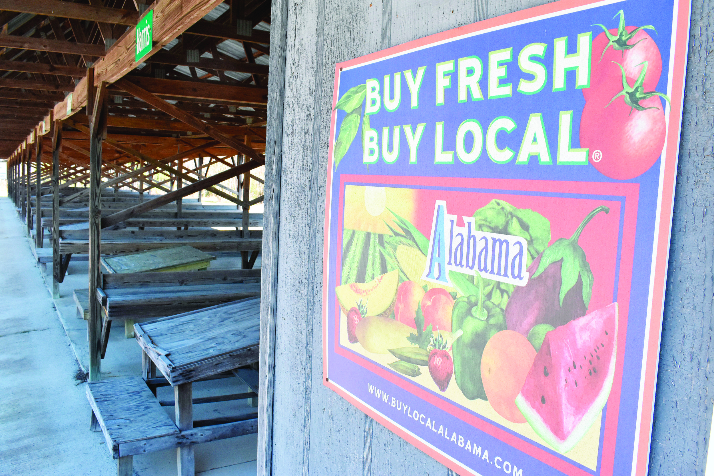Farmer's market may not be certified | Daily Mountain Eagle