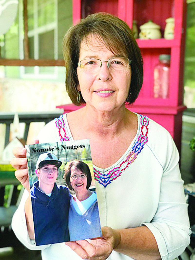 Dora author Pam Thomas Campbell got inspiration for her book from her grandson, Hunter.