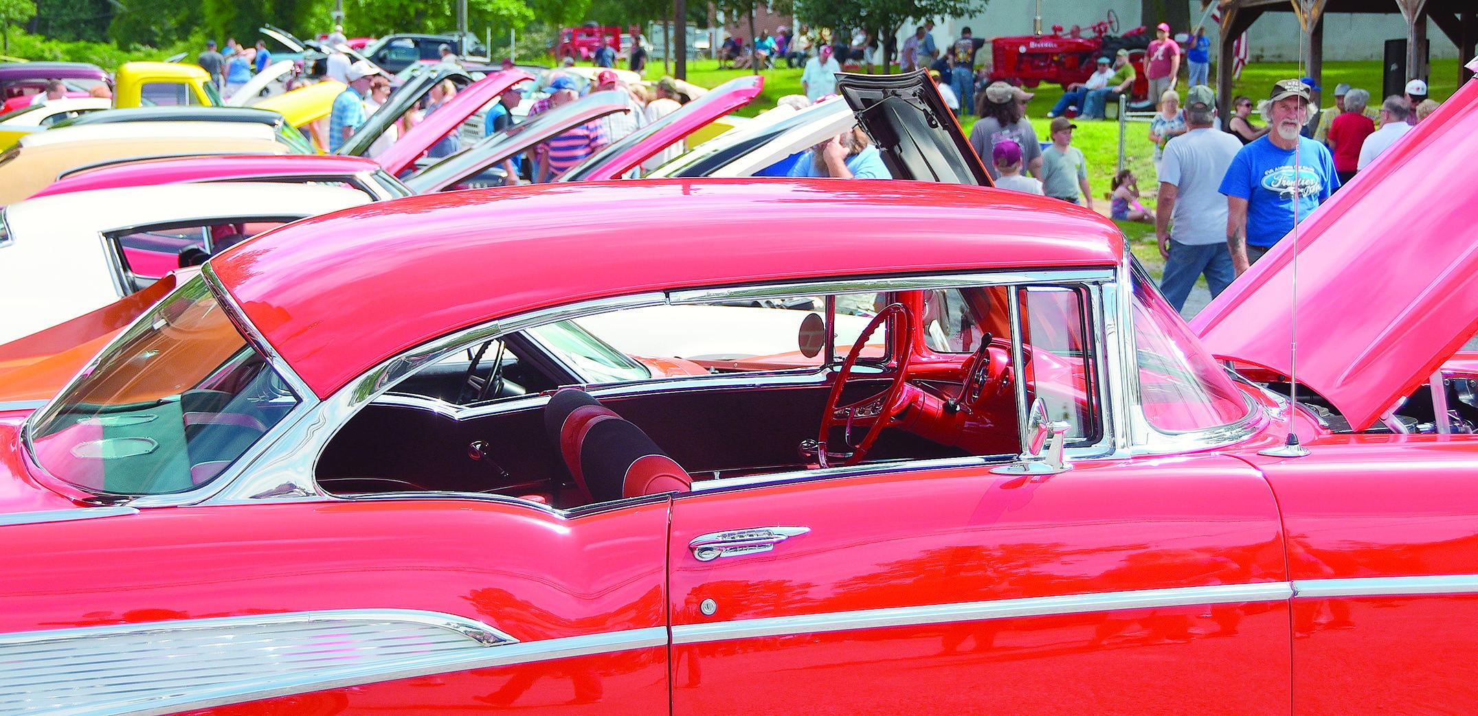 Rd Nauvoo Car Show Set For June Daily Mountain Eagle - Next car show near me