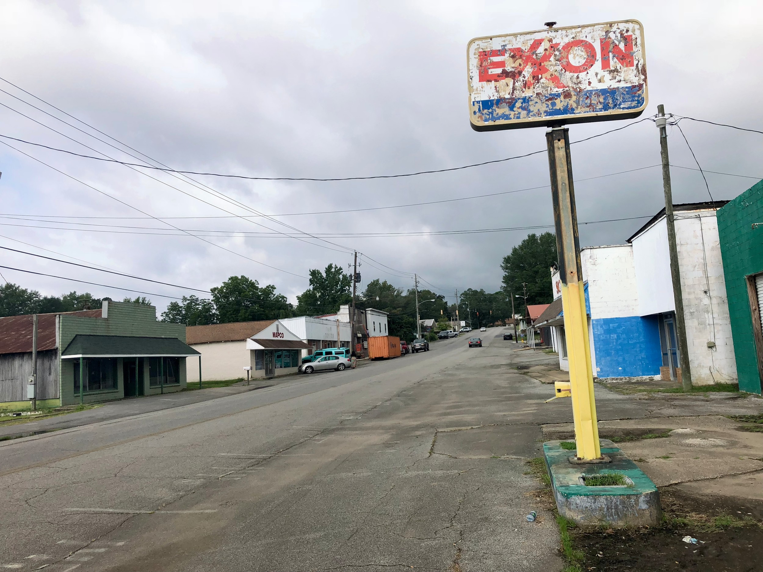 Main Street in Sumiton was the topic of discussion at the Tuesday meeting of the Sumiton City Council. A group of citizens are hoping to form a committee to help revitalize the area.