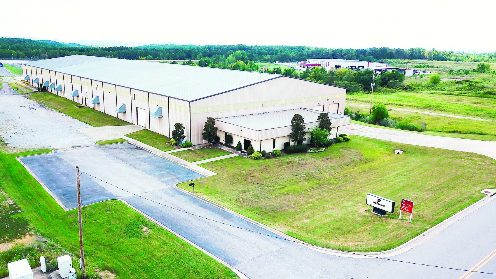 Wisconsin-based Rice Lake is expanding its presence in Walker County with the purchase of an additional manufacturing building located in Bevill Industrial Park in Jasper. The building formerly housed Fontaine Renew.