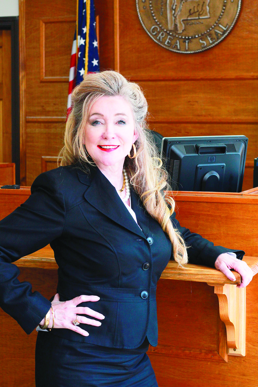 Attorney Johnna Baker has written a new book to discuss bullying.