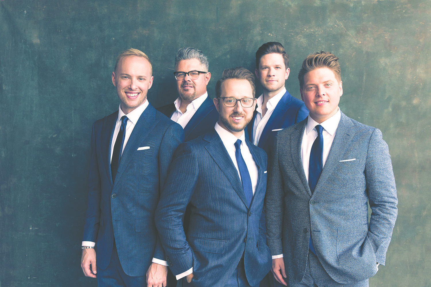 The Christian singing group Veritas will be performing at Jasper's First Baptist Church on Sunday, Oct. 14, at 6 p.m.