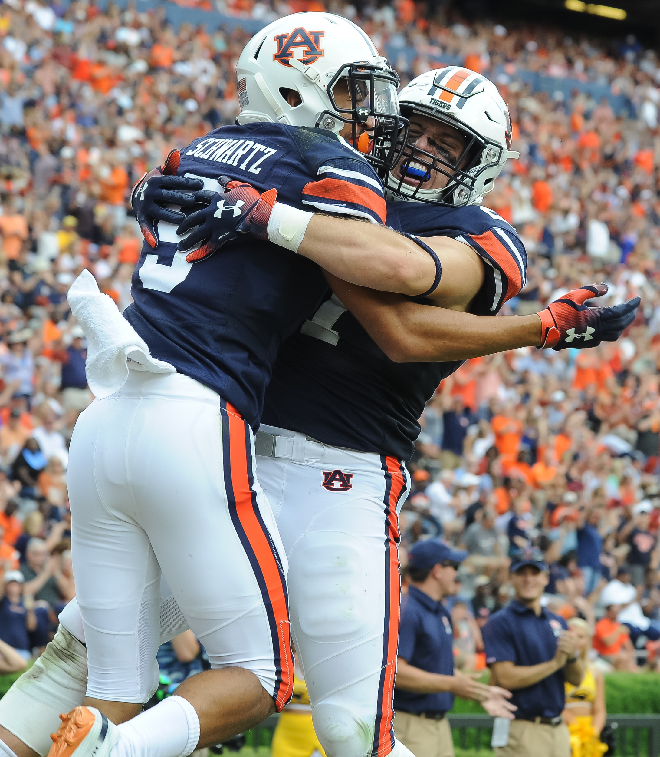 Auburn Survives Against Southern Miss Daily Mountain Eagle