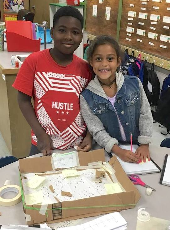 Memorial Park Elementary School students have been completing a number of activities as part of the STEAM curriculum that encourages problem solving.