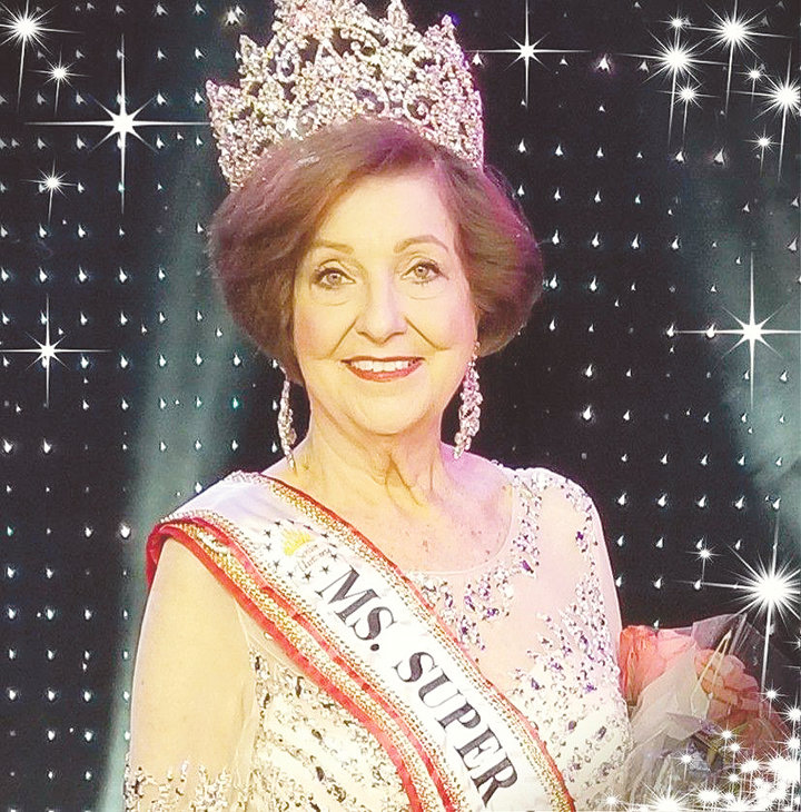 Sally Beth Vick was named Ms. Super Senior Universe in November at the Planet Hollywood Resort & Casino Saxe Theatre in Las Vegas.