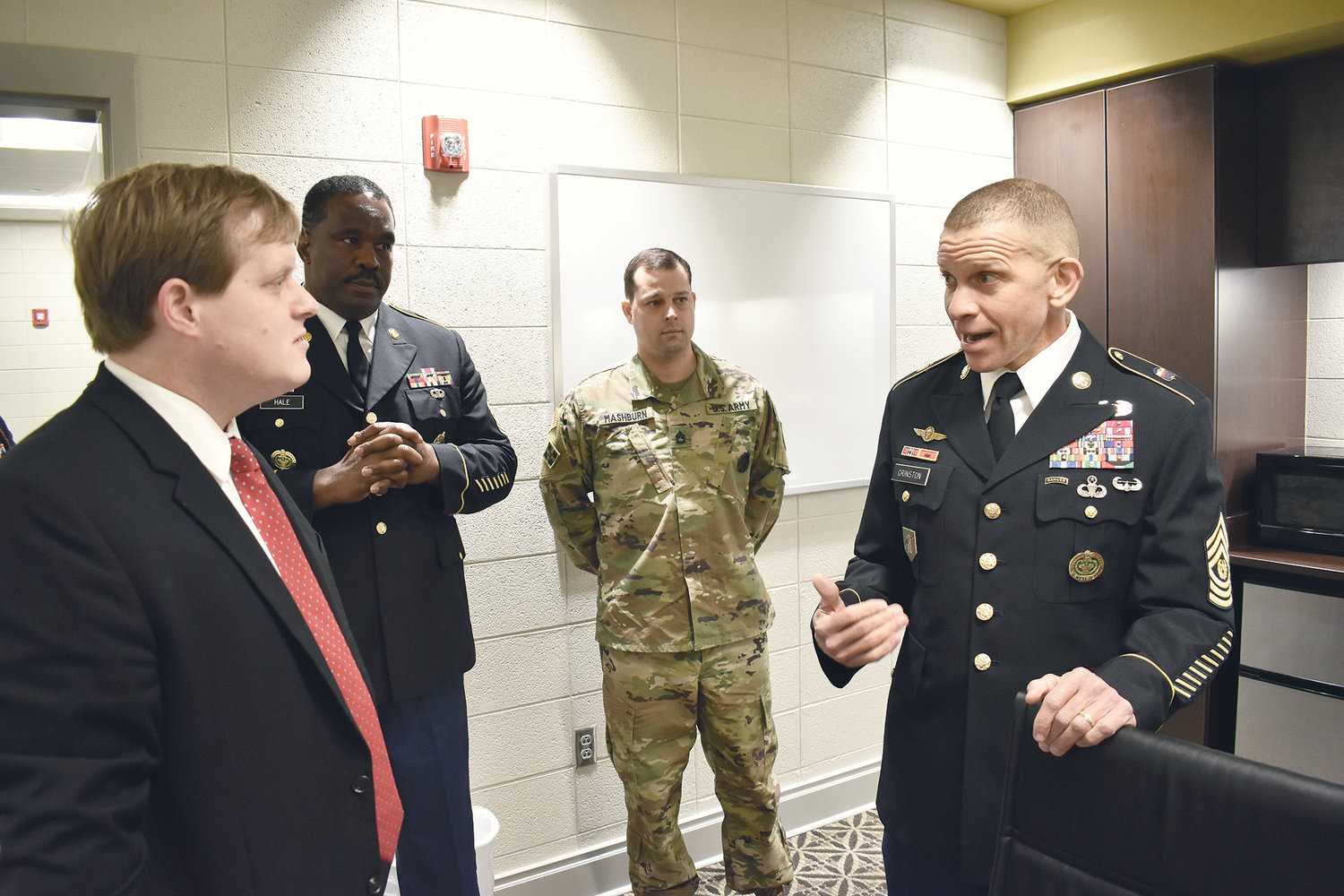 Walker High grad rises to high Army rank | Daily Mountain Eagle