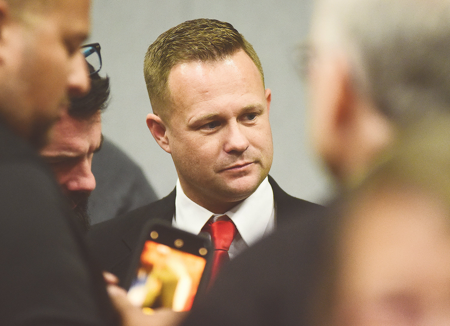 The 2018 election in Walker County was the top story of 2018 and included a hotly-contested race for Walker County sheriff. Nick Smith, above, defeated incumbent sheriff Jim Underwood and will be sworn in to office on Monday, Jan. 14.