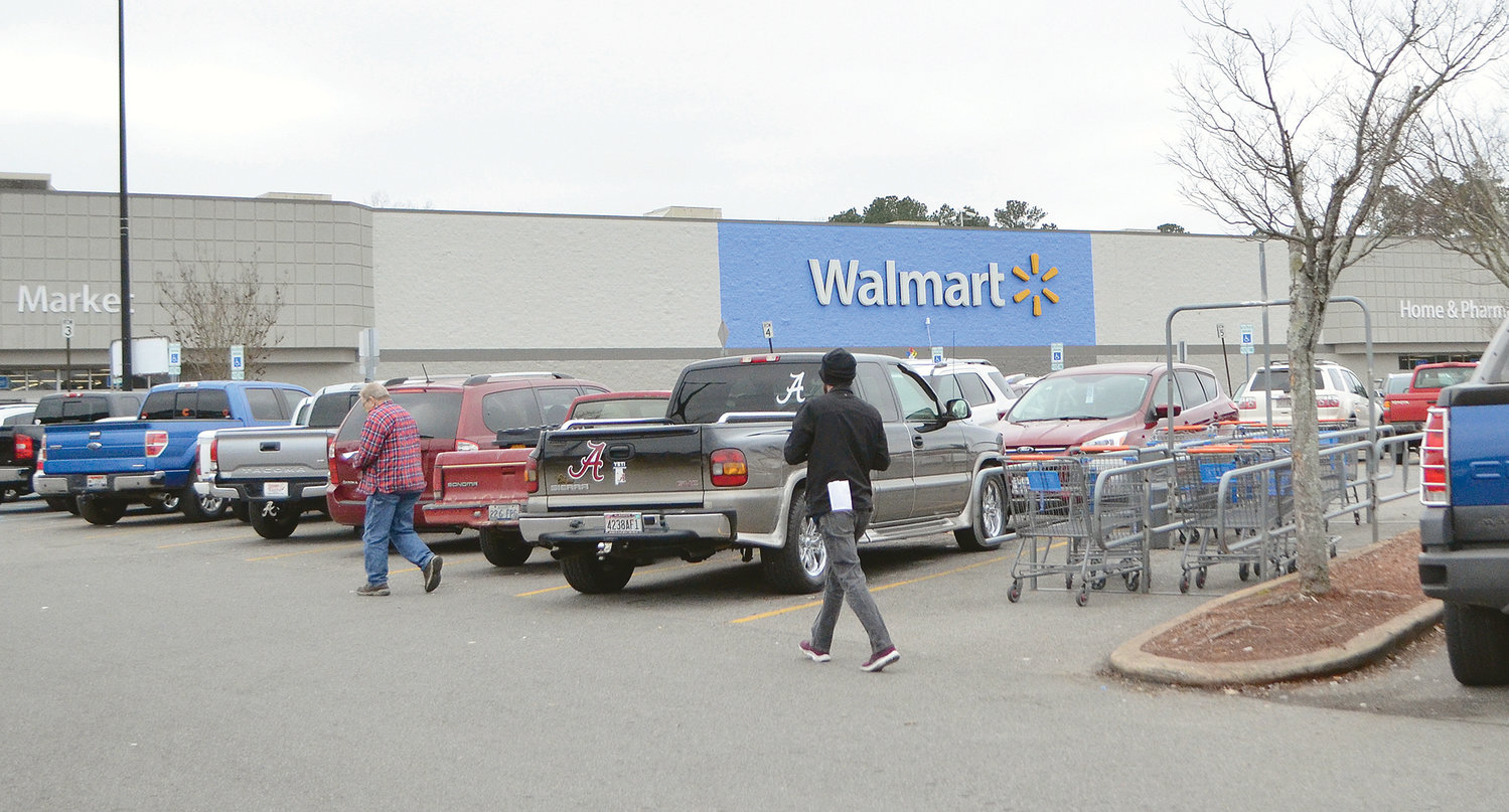 Jasper walmart will soon undergo a remodel and grocery pickup services will be an added