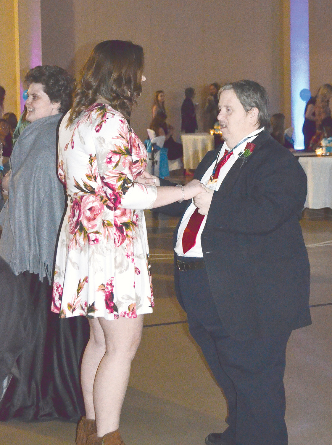 A crowd of hundreds attended the Night to Shine prom Friday night at Bethel Baptist Church in Dora. The memorable event is sponsored by the Tim Tebow Foundation. Over 650 churches around the world hosted Night to Shine dances on Friday.