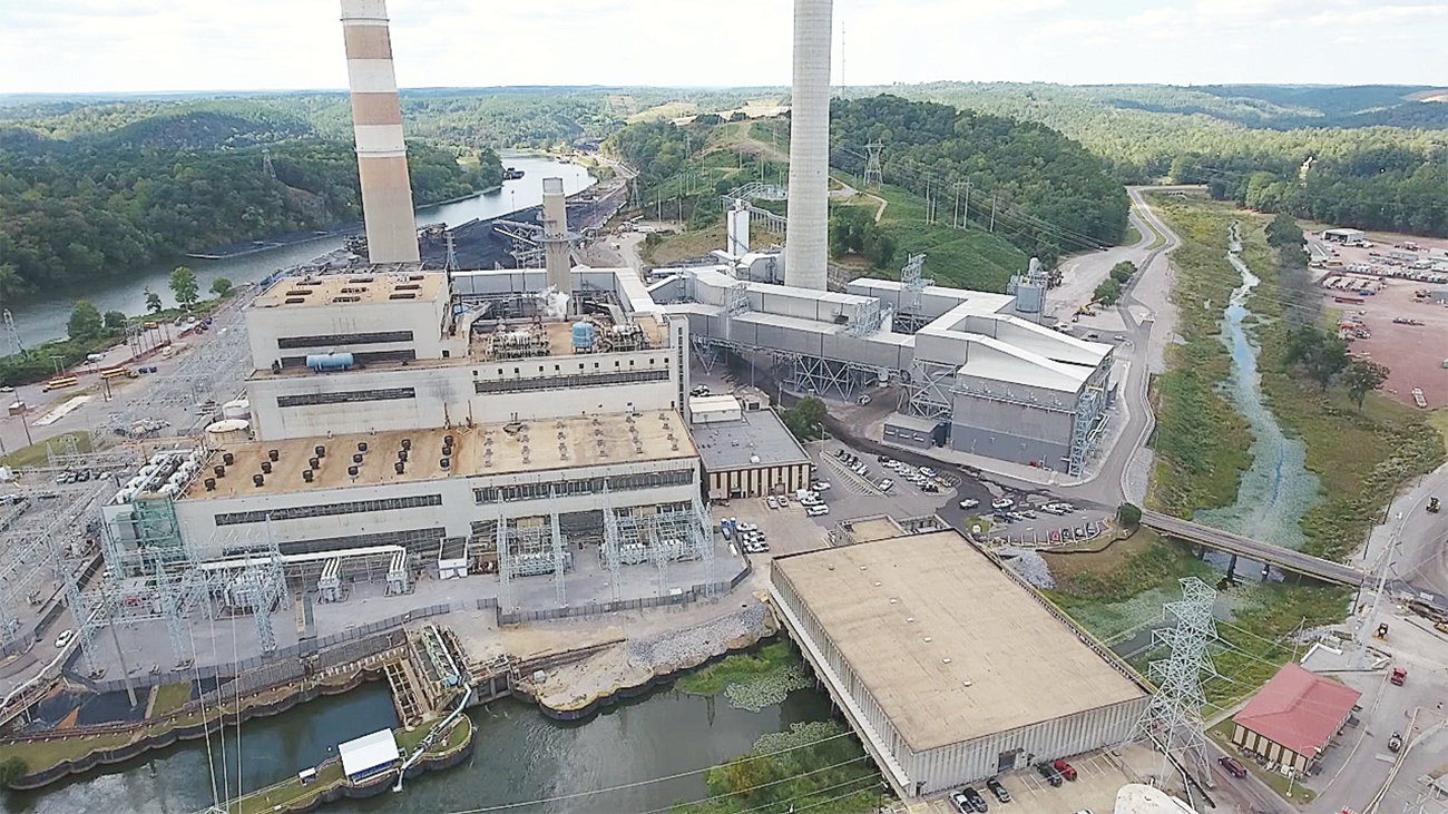Alabama Power Company officials cited the expense of complying with federal environmental standards as the deciding factor in closing Plant Gorgas. In recent years, environmental controls on the plant dwarfed the plant itself.