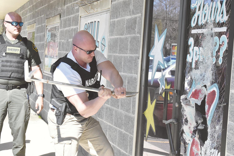 Sheriff confiscates Jasper bingo machines | Daily Mountain Eagle