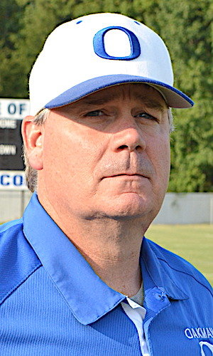 Former Oakman coach Mark Hastings