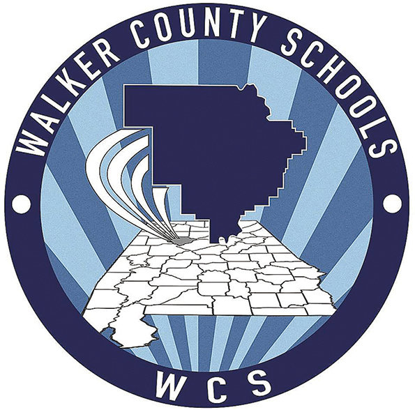 Walker County Schools logo
