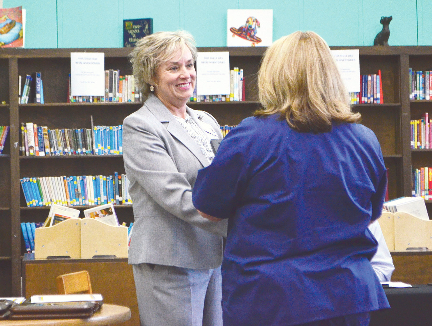 Nurses with Jasper City Schools were recently honored for their caring service in the school system.