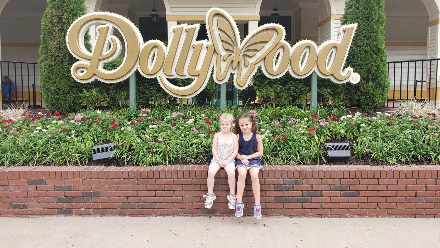 A new generation experiencing Dollywood for the first time.