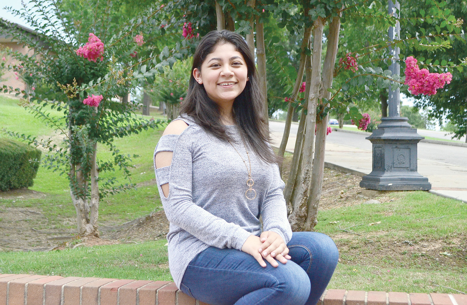 Upward Bound student Araceli Ramirez is determined to succeed in honor of her parents.