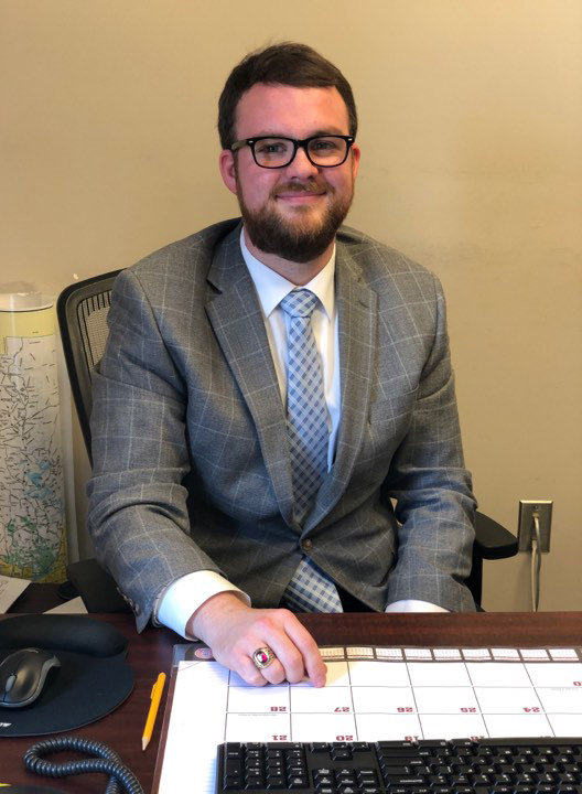 Everett Hoagland, assistant public defender for Tuscaloosa, lost his father, Robert Hoagland Jr., to an opioid addiction.