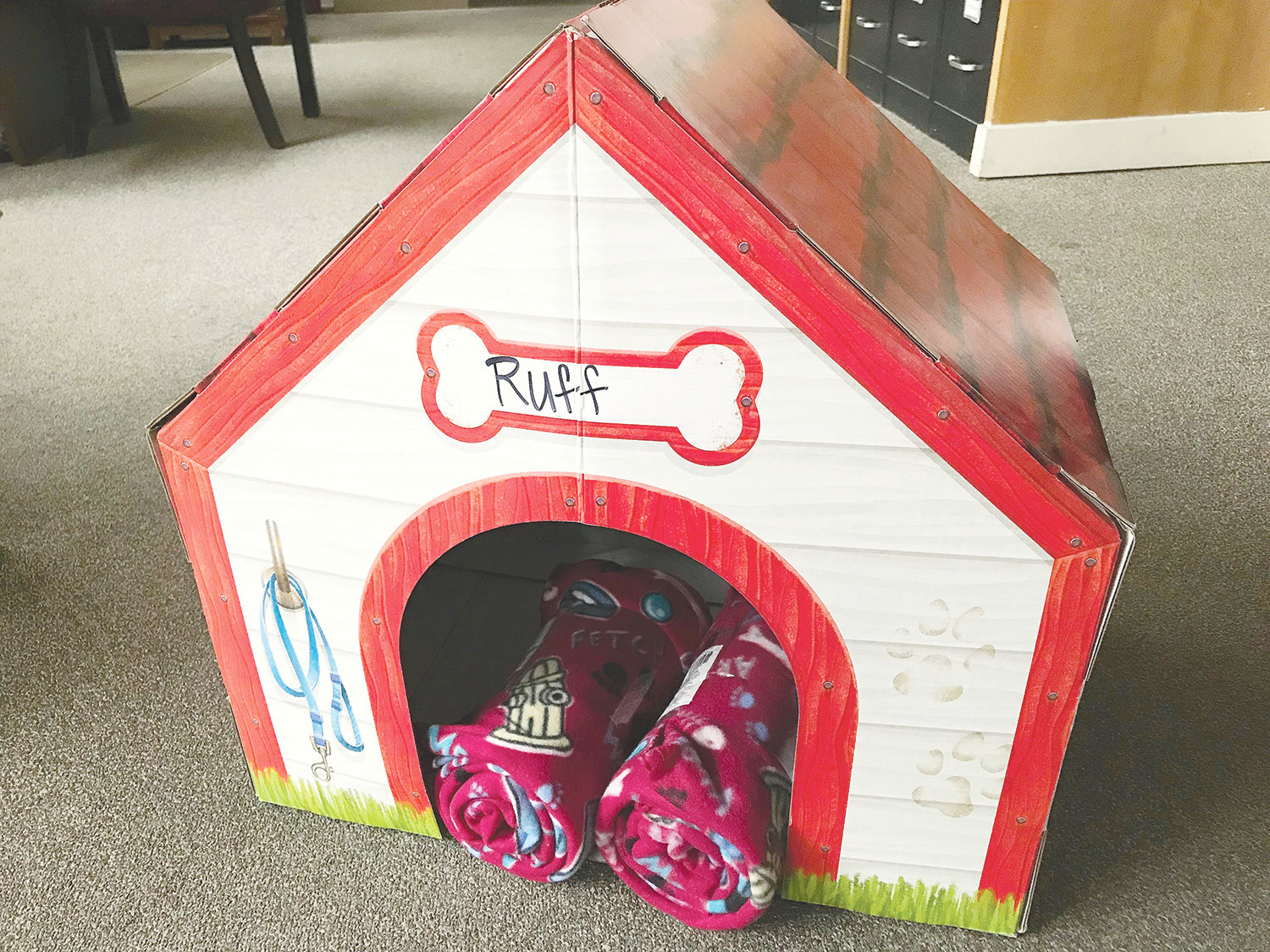 Donations for the RUFF Christmas Drive can be made at three locations in Walker County.