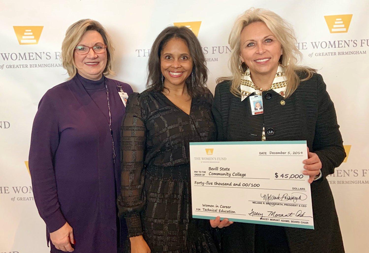 Scholarships For Women >> Bevill State Offering Career Tech Scholarship For Women