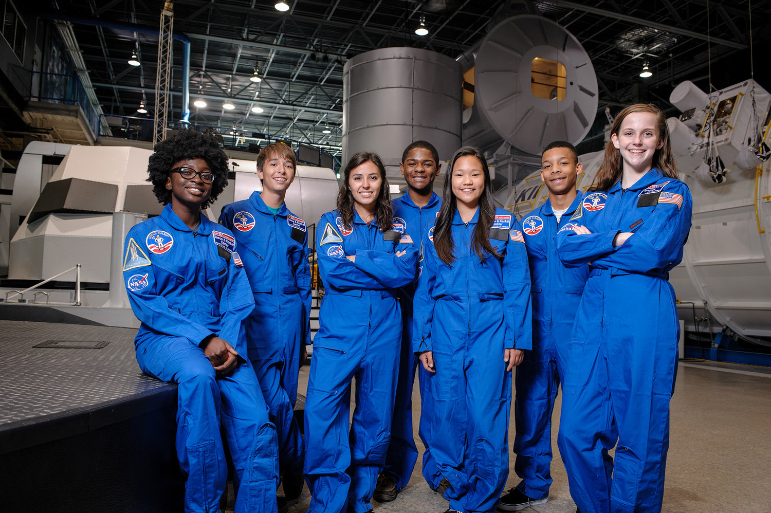 The deadline to apply for a scholarship to Space Camp is Jan. 31.