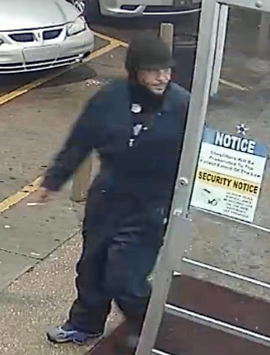 JPD is looking to identify this man who was involved in a vehicle theft.