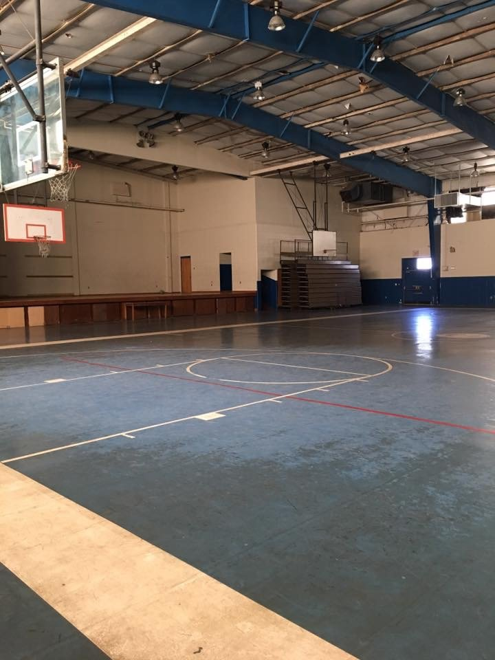 The Blue Gym