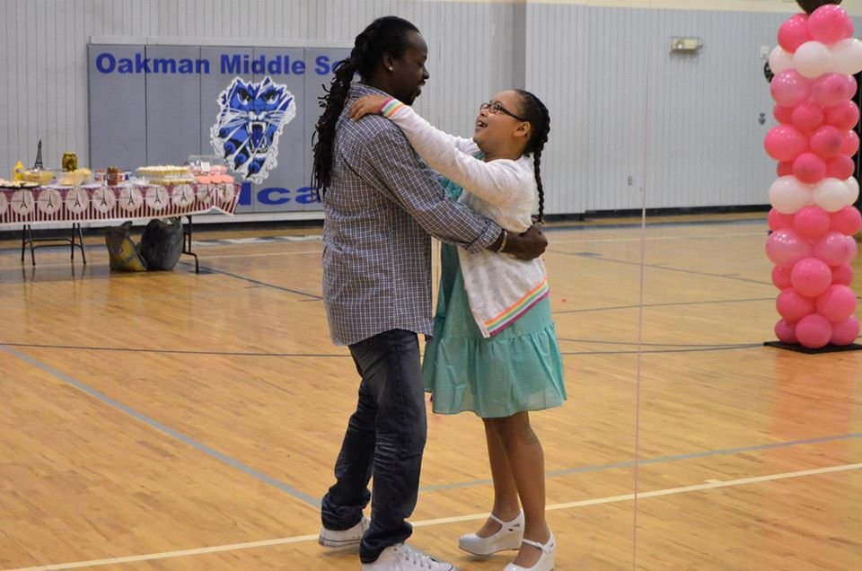 Oakman will host a Daddy Daughter Dance later this month.