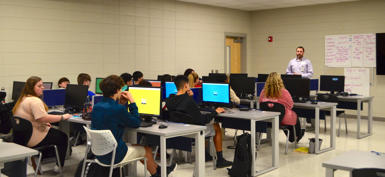 Bevill State Community College is offering a financial literacy course for eighth-grade students at Jasper Jr. High School.