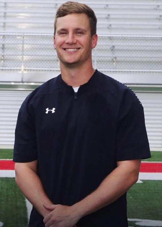 New Jasper High School offensive coordinator Brad Easley spent the last four years as an assistant at Thompson High School
