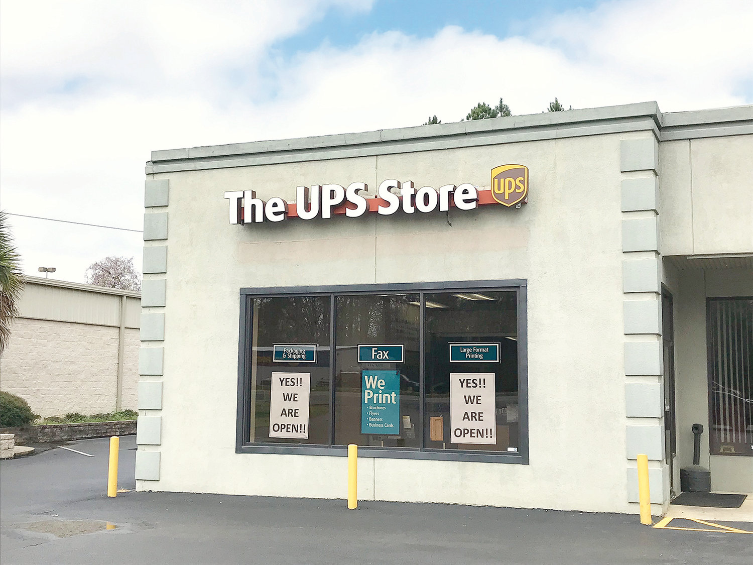 The UPS Store in Jasper is continuing to provide a number of services to locals.