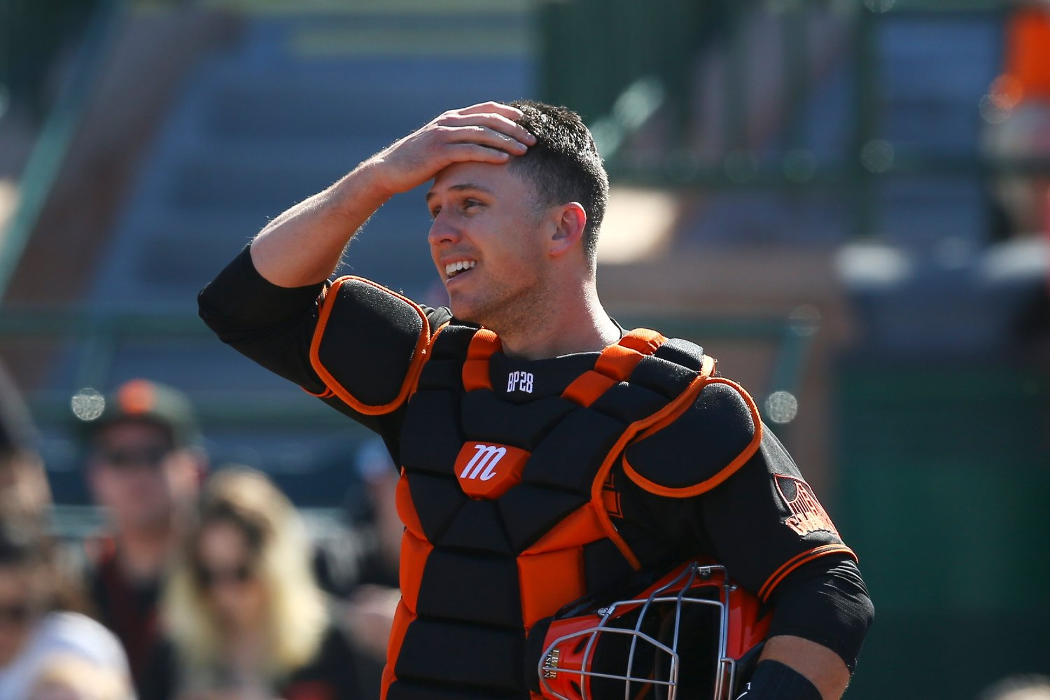 Posey out for 2020 as MLB teams deal with churning rosters | Daily ...