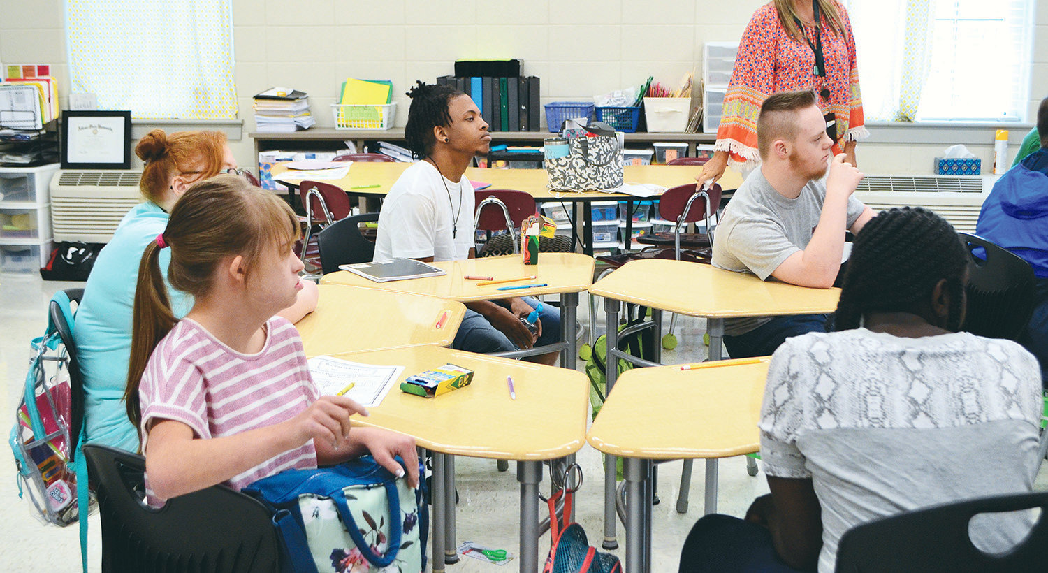 Jasper City Schools will be piloting a Developmental Success Program during the 2020-21 school year to help provide a more traditional high school experience for students pursing alternate standards.
